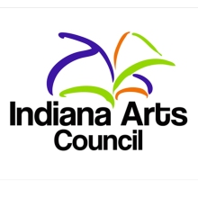 Indiana Arts Council logo