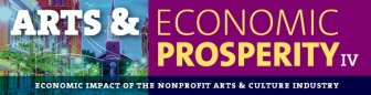 Arts and Economic Prosperity IV Banner