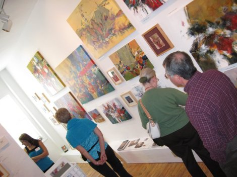 Artist Open Studio Tours 2010
